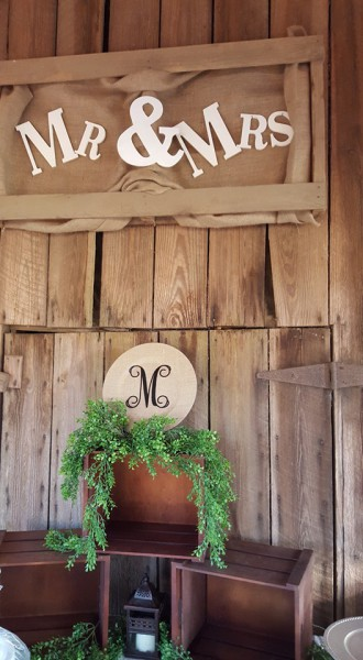 Barn Decorations
